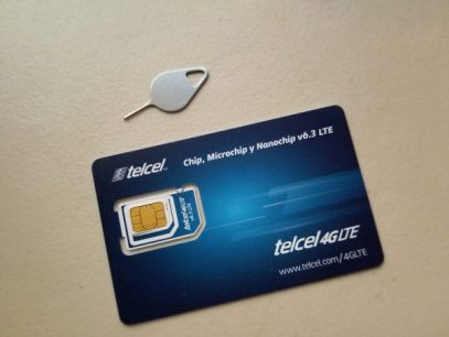 SIM Card Installation