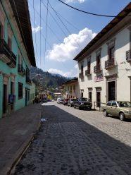 Angangueo Main Street