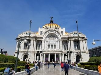 Palacio Bellas Artes