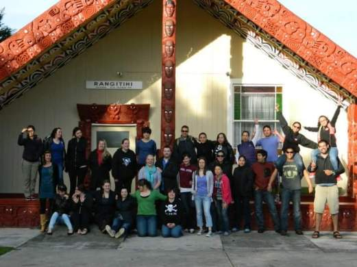 Topdeck Travel Tour New Zealand