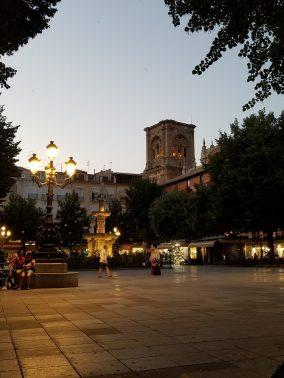 Plaza Mayor Granada