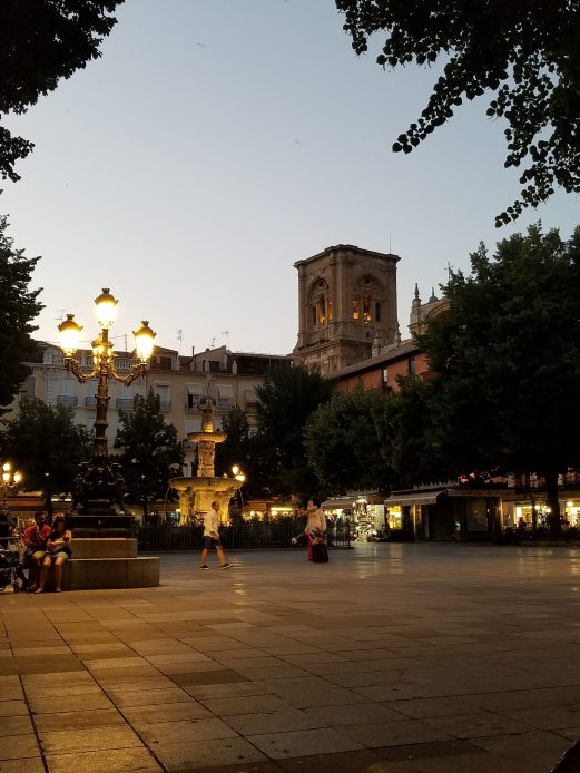 Plaza Mayor Granada